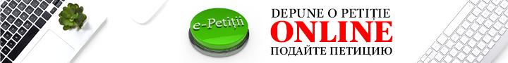 Banner Petiție Online